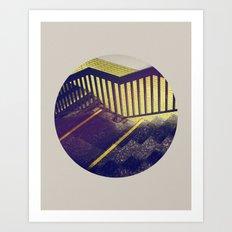 TRÄUME Art Print