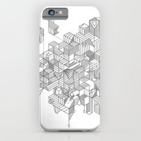 iPhone & iPod Case featuring Simplexity by Benjamin White
