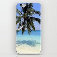 Tropical Beach iPhone & iPod Skin