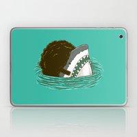 The 70's Shark Laptop & iPad Skin