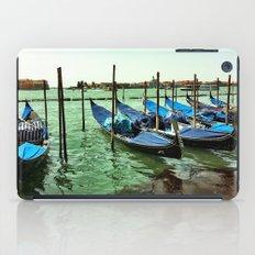 Gondolas Venice iPad Case