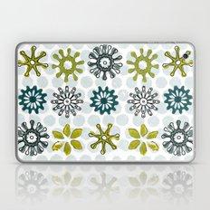 Spiro Petals Laptop & iPad Skin