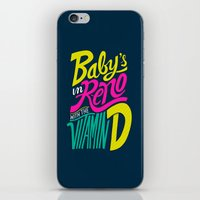 Baby's In Reno iPhone & iPod Skin