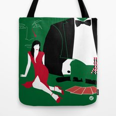 CASINO ROYALE Tote Bag