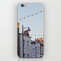 London Houses iPhone & iPod Skin