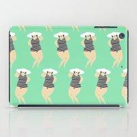 Bathing Beauties iPad Case