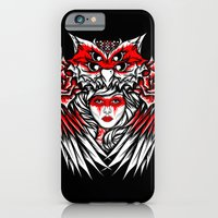 iPhone & iPod Case featuring The Wise by dominantdinosaur