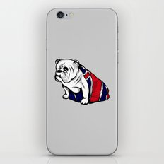 British Bulldog iPhone & iPod Skin
