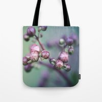 Summer Lapse Tote Bag