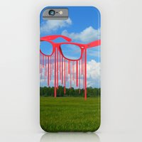 iPhone & iPod Case featuring Rays by A C U L T