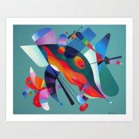 Ruben12 Art Print