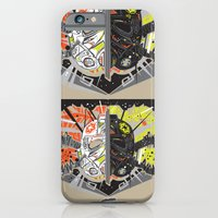 Nalubuff - the Fighters iPhone 6 Slim Case