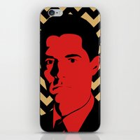 Special Agent Dale Coope… iPhone & iPod Skin