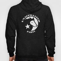 UNAFFILIATED PARTY STENC… Hoody