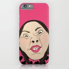 CRAZY GIRL iPhone 6 Slim Case