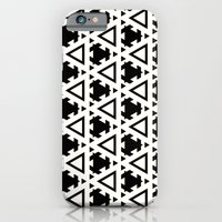 Jeremiassen Black & White iPhone 6 Slim Case