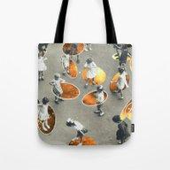 Ula Space Tote Bag
