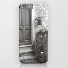Rome Door 4 iPhone 6 Slim Case