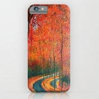 Beautiful Colors Of Autu… iPhone 6 Slim Case