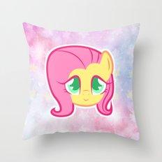 FlutterSHY Galaxy Throw Pillow