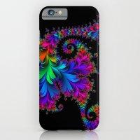 Rainbow Spiral iPhone 6 Slim Case