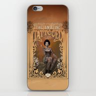 iPhone & iPod Skin featuring The Amazing Tattooed Lad… by Rudy Faber