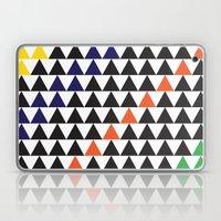 graphic triangle Laptop & iPad Skin