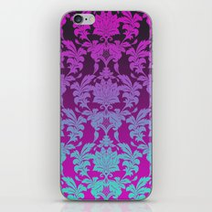 Ombre Damask iPhone & iPod Skin