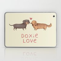Doxie Love Laptop & iPad Skin