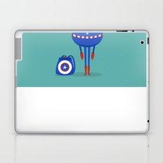 My dreaming hero! Laptop & iPad Skin