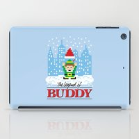 The Legend of Buddy iPad Case