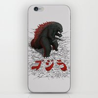 The Great Daikaiju iPhone & iPod Skin