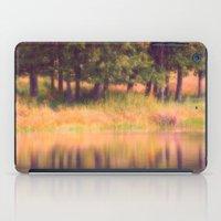 Pastel Reflections iPad Case
