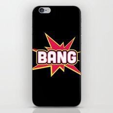 BANG! iPhone & iPod Skin