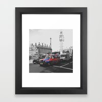 Travelling The British W… Framed Art Print