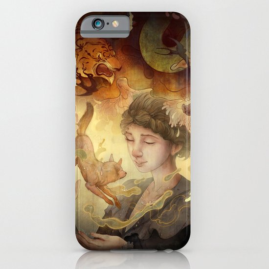 Silent Visions iPhone & iPod Case
