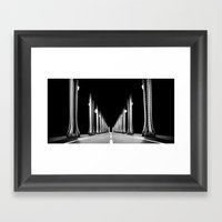 The Passage... Framed Art Print