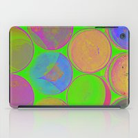 The Lie is a Round Truth. Green. iPad Case