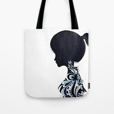 living lady Tote Bag