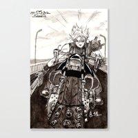 15 Years Canvas Print
