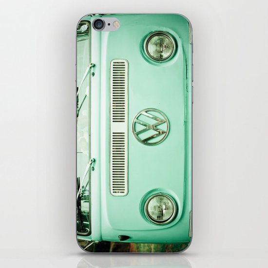 Summer of Love iPhone & iPod Skin