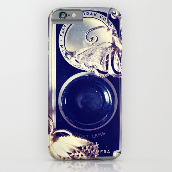 butterfly camera iPhone & iPod Case