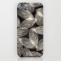 Fallen Fairy Wings - Silver Screen Edition iPhone 6 Slim Case