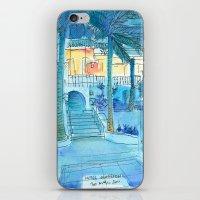 Hotel Olofson iPhone & iPod Skin