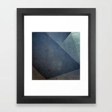 Forgotten Pieces  Framed Art Print
