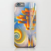 iPhone & iPod Case featuring Dream City by Nora Manapova