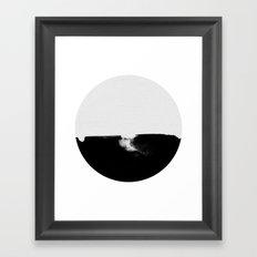 C14 Framed Art Print