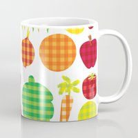Gingham Goods Mug