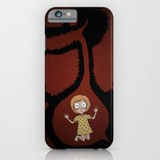 Monster's Gut (The Monsters Video Art) iPhone 6 Slim Case