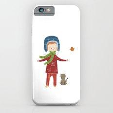 A  BIRD  IN LOVE  iPhone 6 Slim Case